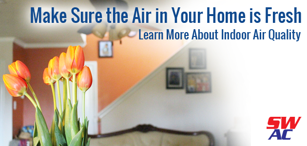 Make sure the air in your home is as fresh as the air outside in St George, UT.